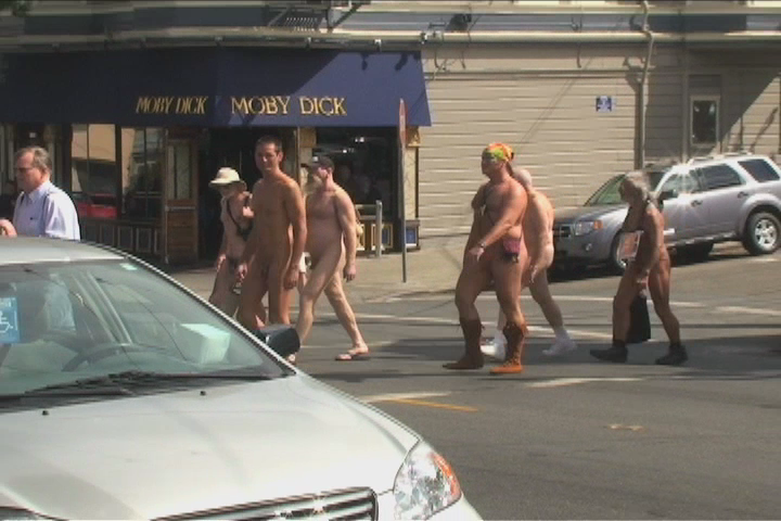 [UPI] The San Francisco Board of Supervisors has approved public nudity ...